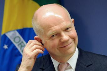Великобритания предоставит Украине помощь на 10 млн фунтов стерлингов - У.Хейг