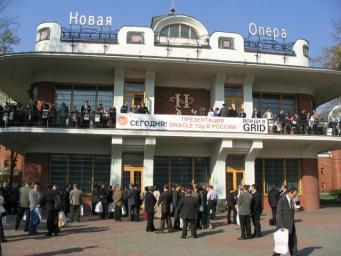 """Театр """"Новая опера"""" привезет в Лондон """"Князя Игоря"""" Бородина"""