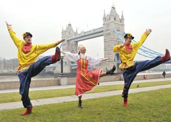 В Великобритании появился сайт о событиях года российской культуры