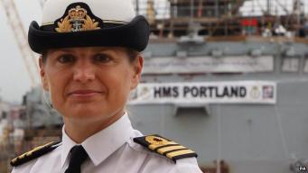 капитан Сара Уэст
