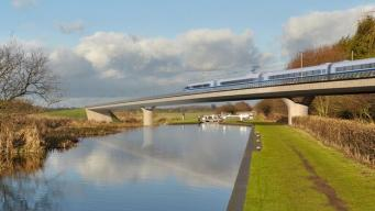 скоростная железнодорожная века HS3