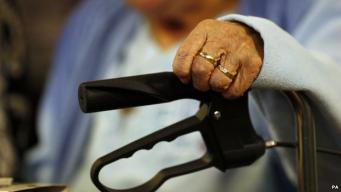 Социальная помощь престарелым