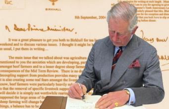 Письма принца Чарльза