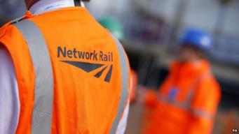 Рабочие Network Rail