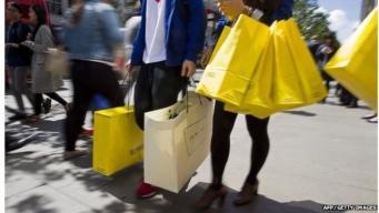 шопинг в Великобритании