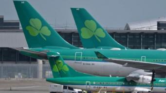 самолеты Aer Lingus