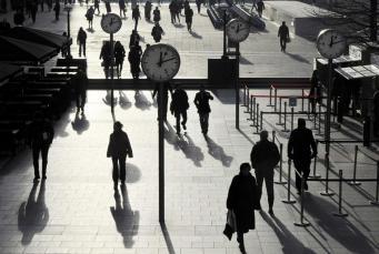 Иммиграция в Великобританию увеличилась почти на 40%