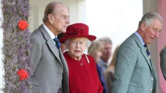 Королева Елизавета II в Бремаре