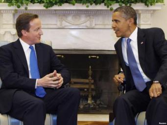 Обама и Кэмерон дали Путину несколько часов на ввывод войск из Украины