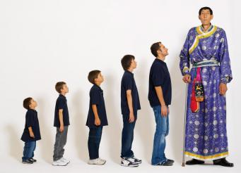 Ученые считают, что высокие люди умнее