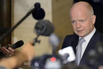 Хейг хочет ввести жесткие санкции против России