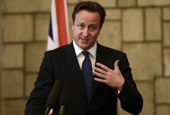 Дэвид Кэмерон, британский премьер