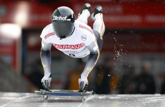 В Олимпийском университете Сочи будет читать лекции чемпион мира по скелетону