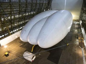 самый большой летательный аппарат в мире