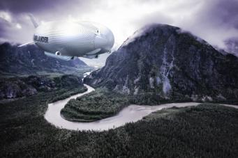 Дирижабль Airlander 10