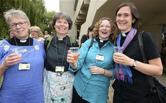 Женщины-епископы