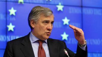 Еврокомиссар по промышленности Антонио Таяни против санкций в отношении РФ