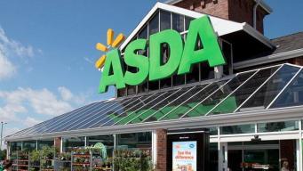 супермаркет Asda