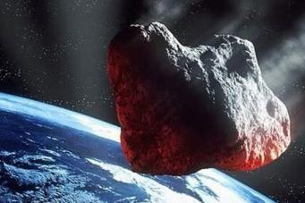Метеорит в Северной Ирландии