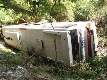 В Малайзии в разбившемся автобусе погиб британский турист