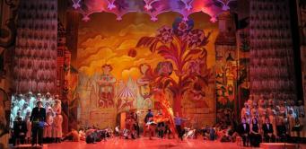 Лиепа в рамках «Русских сезонов» покажет оперу-балет «Золотой петушок»