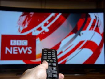 заставка новостей Би-Би-Си