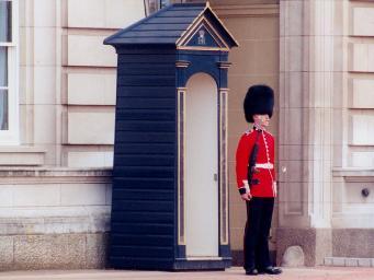 королевский гвардеец