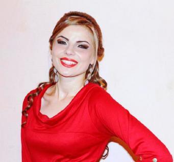 Белоруска Ольга, победившая на конкурсе красоты в Молдавии
