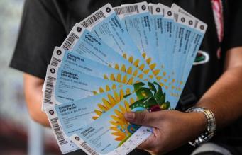 Билеты на Чемпионат мира по футболу 2014 года