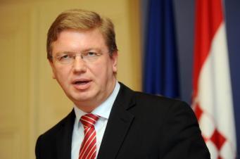 """Фюле: Евросоюз сформирует специальную группу по рассмотрению """"вызовов, связанных с Украиной"""""""
