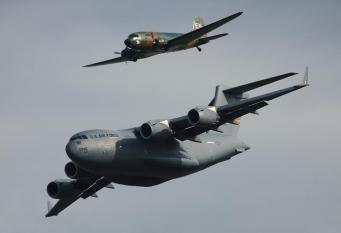 Военные самолеты США