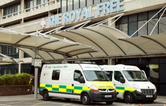 Британская больница