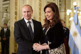 Президент Аргентины: Российско-аргентинские отношения являются ключевыми для всего мира