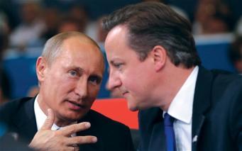 Кэмерон и Путин встретятся в Нормандии