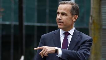 Глава Банка Англии Марк Карни