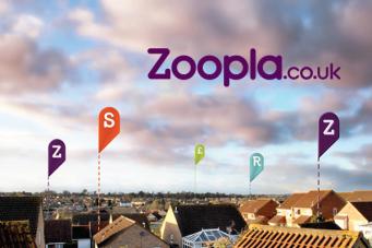 логотип Zoopla
