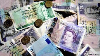 Лондон не будет делиться национальной валютой с Шотландией