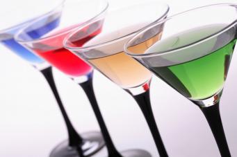 На мировой рынок поступили водка и ром и другие алкогольные напитки в виде порошков
