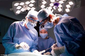 хирургия в системе NHS