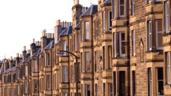 муниципальное жилье в Шотландии