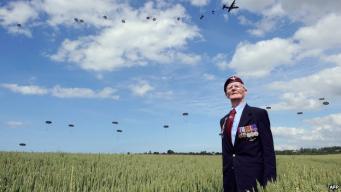 70-летие высадки союзников в Нормандии