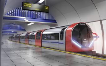 новый метропоезд