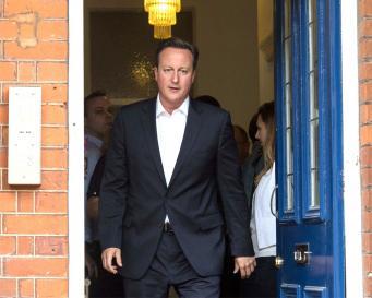 Дэвид Кэмерон во дворе британского МИД устроил прием звезд шоу-бизнеса