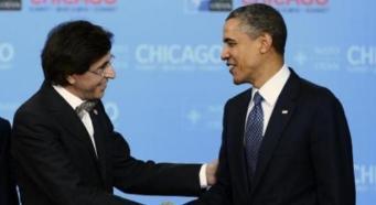 Элио ди Рупо и Барак Обама