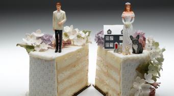 развод в Великобритании