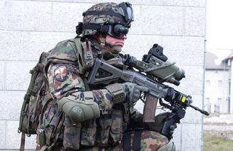 немецкая форма, немецкий солдат