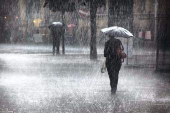 дожди в Великобритании