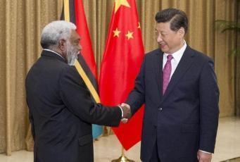 Китай хочет создать свою военную базу в Вануату