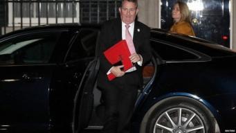 Лиам Фокс перед встречей с премьер-министром