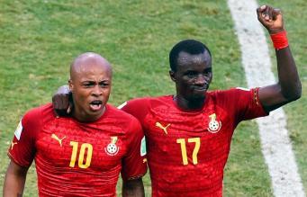 сборная Ганы по футболу
